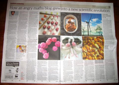 How an angry maths blog grew into a new scientific revolution