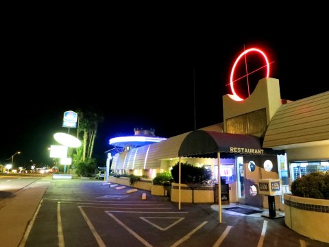 Gila Bend Space Age Restaurant